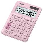 Casio MS-20UC-PK-N-DC(CN) 12 HANE RENKLİ MASAÜSTÜ HESAP MAKİNESİ