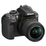 Nikon VBA490K002 AF-P 18-55 NON VR KIT FOTOĞRAF MAKİNESİ