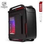 Nagas G666 Gaming Kasa - Siyah