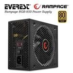 Everest Rampage RGB-850 850W Güç Kaynağı