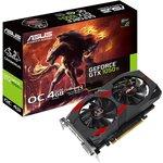 Asus GeForce GTX 1050Ti 4GB Cerberus OC GDDR5 128B - 90YV0A74-M0NA00