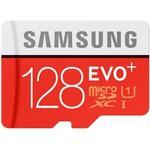 Samsung 128GB EVO Plus Sınıf 10 micro SD hafıza kartı