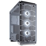 Corsair Crystal Series 570X RGB – Tempered Glass Premium ATX Mid-Tower Case WHITE