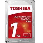 "Toshiba Hdwd110uzsva 3,5"" 1tb P300 7200rpm Sata3 64mb Bulk - Outlet"