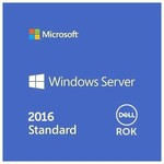 Microsoft Dell W2K16STD-ROK Windows Server 2016 Standard ROK