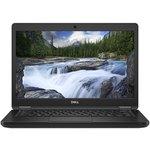 """Dell N075L549014EMEA_W i5-8250U/Lati5490/4G/500GB/14""""/W10P"""
