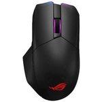 Asus ROG Gladius II Origin FPS Oyuncu Mouse 12000 DPI Sensor Aura Sync RGB Örgülü