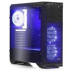 Dark DKCHN5P680 600W 80+Powerlı 12cm Fan LED'li Full Cam Yan Panel ATX Kasa