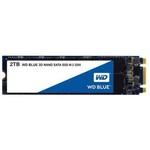 WD Blue 3D 2TB M.2 SSD (WDS200T2B0B)