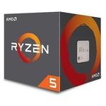 AMD Ryzen 5 2600 Altı Çekirdekli İşlemci (YD2600BBAFBOX)