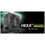 FSP 500W 80+ Aktif PFC Güç Kaynağı HEXA