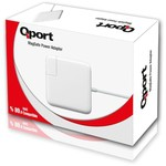 Q-Port Q-MCS260 MACBOOK ADAPTÖR 16.5V 3.65A 60W MAGSAFE2