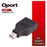 Q-Port Q-MDP2 MİNİ DP TO DP ÇEVİRİCİ