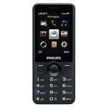 Philips Xenium E168 Cep Telefonu - Siyah