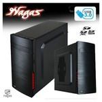 Nagas C138 400W Kart Okuyuculu USB 3.0 ATX Kasa
