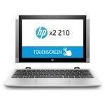 """HP X2 210 G2 10.1"""" Z8350 Atom 64 GB SSD 4 GB Windows 10 Pro 64 bit"""