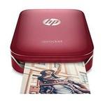 HP Z3Z93A Sprocket Fotoğraf Yazıcı - Kırmızı