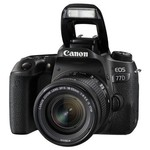 Canon D.CAMERA EOS 77D BK 18-55 S CP