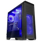 Dark DKCHN10PRO680 N10 PRO 600W 80+ POWERLI USB 3.0, 5X 12CM KIRMIZI FANLI ATX KASA