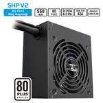Sharkoon SHP550-V2 SHP v2 550W 80+ Güç Kaynağı