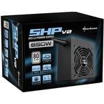 Sharkoon SHP650-V2 SHP v2 650W 80+ Güç Kaynağı