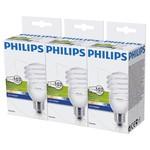 Philips Economy Twister 23W Üçlü Paket - Beyaz (919033900279)
