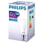 Philips ESS LED 8.5-60W Beyaz Işık Normal Duy 3'lü Ekopaket