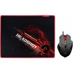 Bloody V7M71 V7M71 3200CPI Metal Ayak HD Optik Siyah Mouse