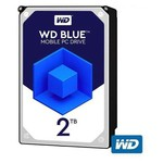 WD WD20SPZX Blue 2TB Mobile Hard Disk