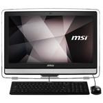 MSI AIO PRO AC17-301TR-X 21.5 FHD (1920X1080) MULTI-TOUCH I3-7100 4G 1TB DOS DVD SİYA