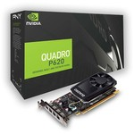 PNY Quadro P620 Professional 2GB Ekran Kartı (VCQP620DVI-PB)