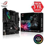 Asus ROG STRIX X470-F GAMING AMD AM4 DDR4 HDMI DP GAMING Anakart Çift M.2 ATX Aura
