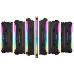 Corsair Vengeance RGB Pro Black 2x8GB CL16 DDR4 Bellek (CMW16GX4M2C3200C16)