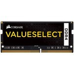 Corsair ValueSelect 8GB CL15 DDR4 NB Bellek (CMSO8GX4M1A2133C15)