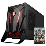 MSI PC NIGHTBLADE 3 VR7RC-004TR I7-7700 8GB DDR4 128GB SSD+2TB 7200RPM GTX1060 GDDR5
