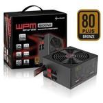 Sharkoon WPM600 WPM600 600W 80+Bronze ATX Modüler PSU