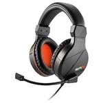 Sharkoon RUSH-ER3-BLACK Çok yönlü ve Rahat Stereo Kulaklık