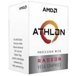 AMD Athlon 200GE İki Çekirdekli İşlemci (YD200GC6FBBOX)