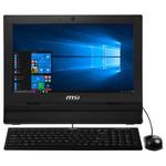 MSI Aıo Pro 16t 7m-039xtr 15.6 Hd (1360x768) Sıngle-touch Celeron 3865u 4g 128gb Ssd