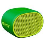 Sony XB01 Extra Bass Bluetooth Hoparlör - Yeşil (SRSXB01G.CE7)
