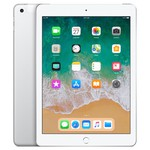 Apple iPad Wi-Fi + Cellular 128GB - Silver (MR732TU-A)