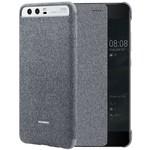 Huawei P10 Plus Smart View Kapaklı Kılıf - Açık Gri (51991877)