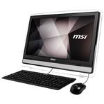 MSI AIO PRO AC17-201TR-X 21.5 FHD (1920X1080) MULTI-TOUCH I5-7400 4G 1TB DOS DVD