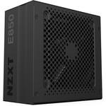Nzxt E850 850W 80+Gold Full Modüler ATX PSU Siyah Tek 12V 840W-120mm Fan-CAM ile