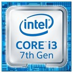 Intel i3-7100 3.90 GHz 3M 1151p Tray