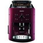 Krups Full Auto EA810770 Cherry