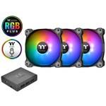 Thermaltake CL-F064-PL14SW-A Pure Plus 14 Adreslenebilir RGB Ledli 3x140mm Fan +