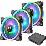 Thermaltake CL-F077-PL14SW-A Riing Trio 14 Adreslenebilir RGB Ledli 3x140mm Fan +