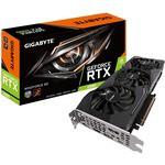 Gigabyte GV-N2080WF3-8GC RTX 2080 WINDFORCE 8GB GDDR6 256 Bit RGB LED Nvidia Ekran