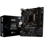 MSI H310M_PRO_VD_PLUS Intel H310M 1151 DDR4 2666MHz DVIVGAHDMI Anakart